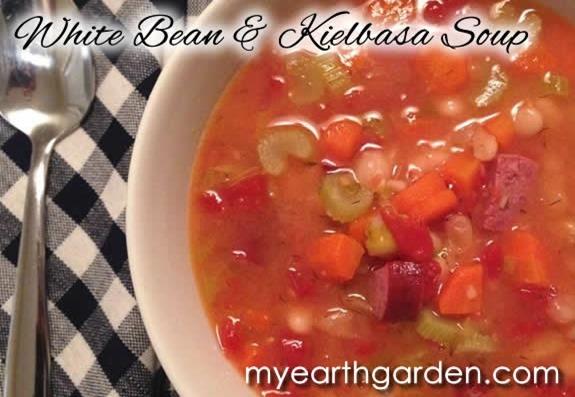 white-bean-kielbasa